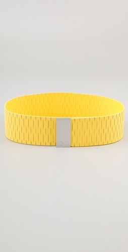 Diane von Furstenberg Kerry Leather Belt
