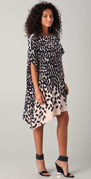 Diane von furstenberg diane hanky dress shopbop for Diane von furstenberg clothing