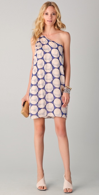 Diane von Furstenberg Liluye Short Dress