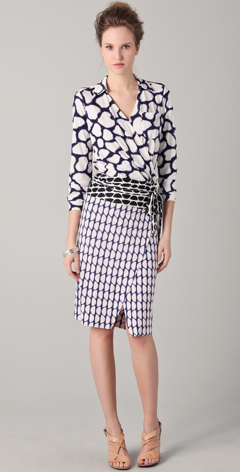 Diane von Furstenberg Terry Dress