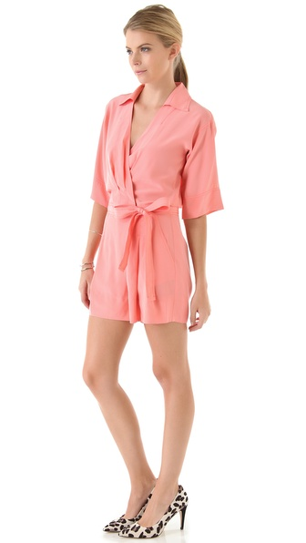 Diane von Furstenberg Ebuca Romper