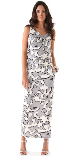 Diane von Furstenberg Lou Long Dress