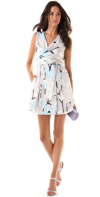 Diane von Furstenberg Carol Mini Dress