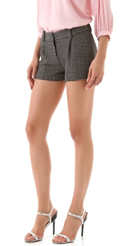 Diane von Furstenberg Naples Shorts