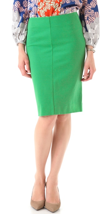 Diane von Furstenberg Esme Pencil Skirt