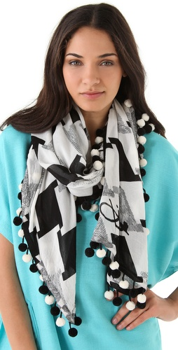 Diane von Furstenberg New Rochelle Scarf