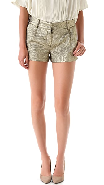 Diane von Furstenberg Naples Shorts
