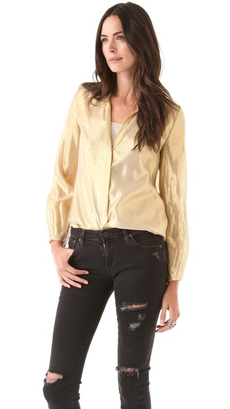 Diane von Furstenberg Gale Blouse