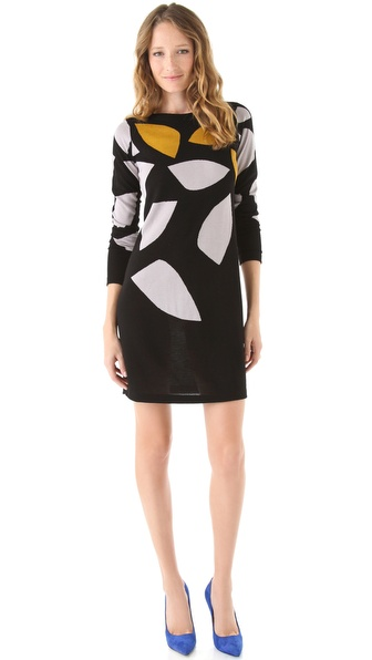 Diane von Furstenberg Kivel Knit Dress