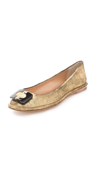 Diane von Furstenberg Brooke Flats