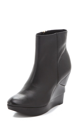 Diane von Furstenberg Opalista Zip Booties