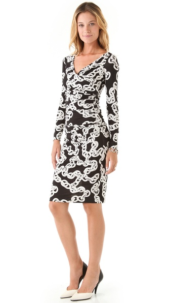 Diane von Furstenberg Bentley SJ Dress