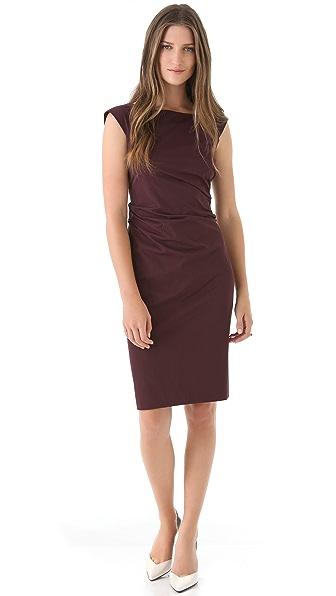 Diane von Furstenberg Gabi Poplin Dress