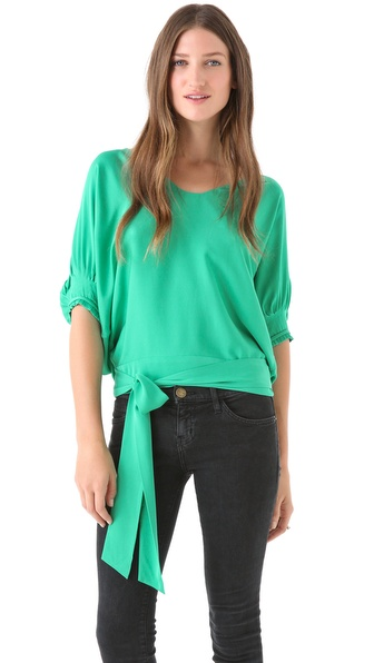 Diane von Furstenberg Edna Top