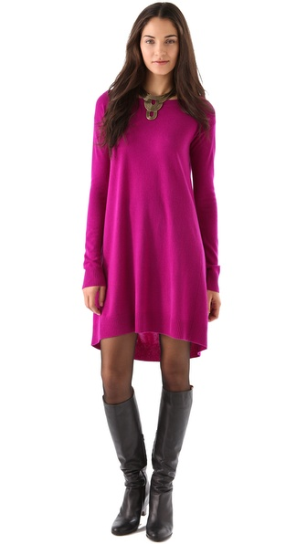 Diane von Furstenberg Branitta Sweater Dress
