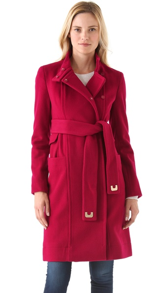 Diane von Furstenberg Sabrina Coat