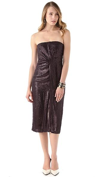 Diane von Furstenberg Piaza Cuvet Sequin Gown