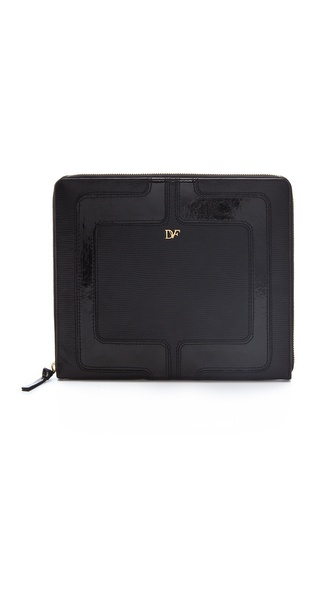 Diane von Furstenberg Chainlink iPad Case