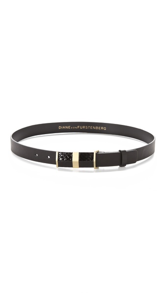 Diane von Furstenberg Tava Belt