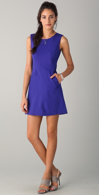 Diane von Furstenberg Capreena Mini Dress