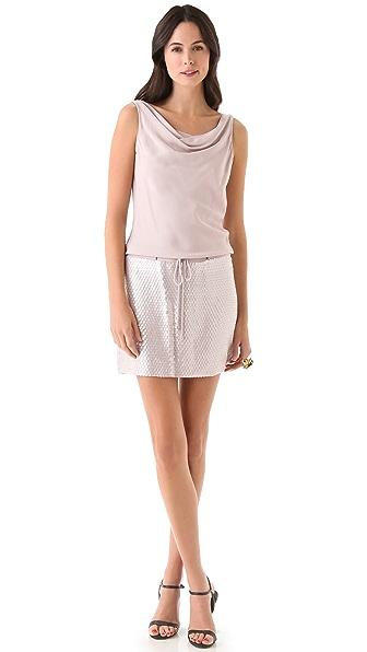 Diane von Furstenberg Tadd Embellished Dress