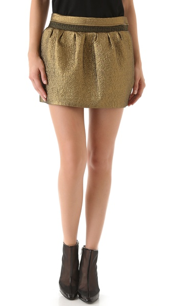 Diane von Furstenberg Addie Jacquard Skirt