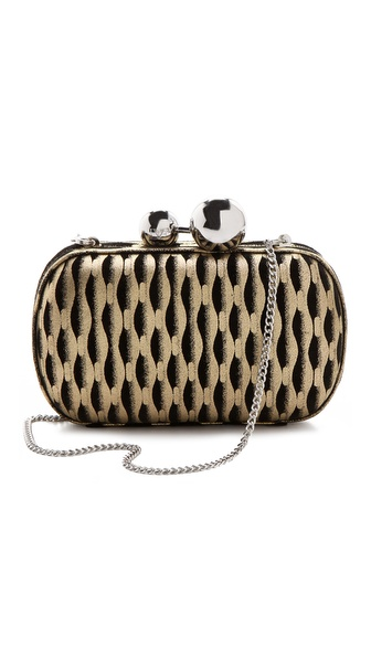 Diane von Furstenberg Tiffany Sphere Minaudiere