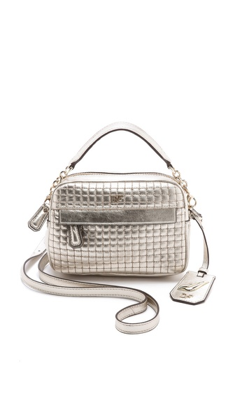 Diane von Furstenberg Milo Mini Quilted Bag