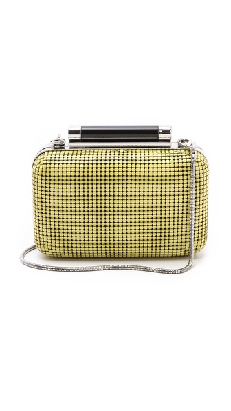 Diane von Furstenberg Tonda Chain Mail Clutch