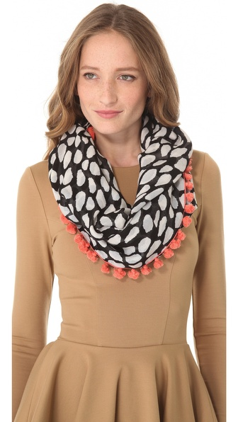 Diane von Furstenberg Circle Scarf
