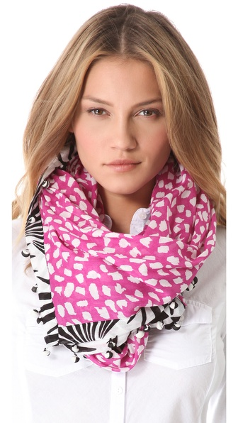 Diane von Furstenberg New Busby Day Scarf