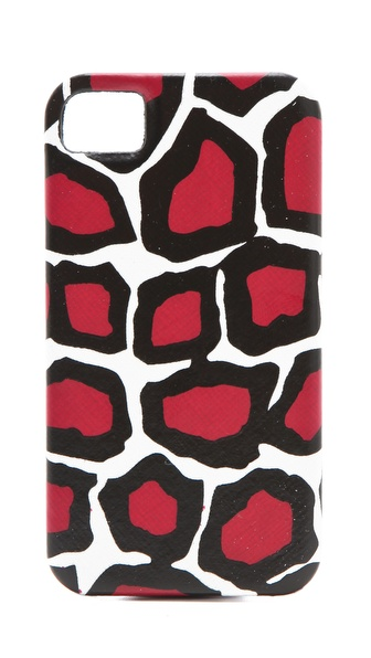 Diane von Furstenberg Vintage Collection Saffiano iPhone 4 Case