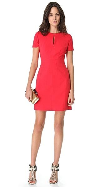 Diane von Furstenberg Agatha Short Sleeve Dress