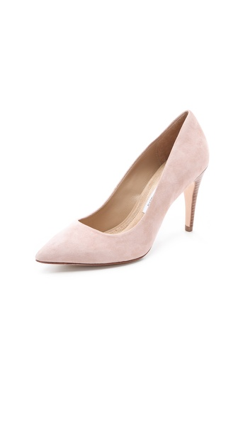 Diane von Furstenberg Anette Suede Pumps