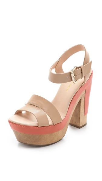 Diane von Furstenberg Roxana Sandals