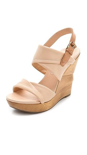 Diane von Furstenberg Ophelia Wedge Sandals