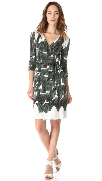 Diane von Furstenberg New Julian II Dress