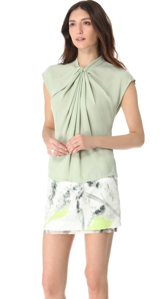 Diane von Furstenberg Derah Blouse