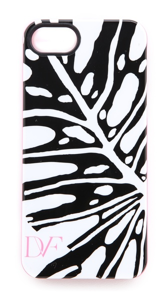 Diane von Furstenberg Printed iPhone 5 Case