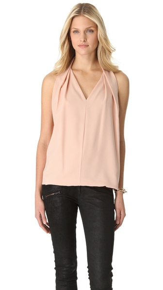 Diane von Furstenberg Reagan Sleeveless Blouse