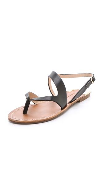 Diane von Furstenberg Daphne Flat Sandals
