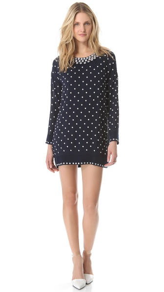 Diane von Furstenberg Fariba Hot Fix Dress