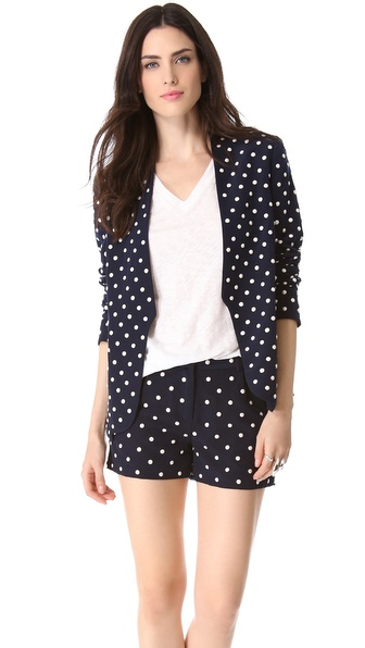 Diane von Furstenberg Paulette Pearl Blazer