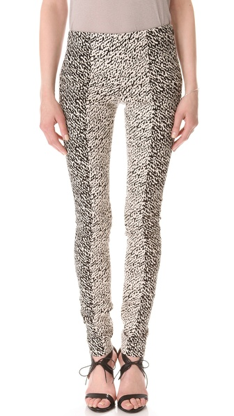 Diane von Furstenberg Dorothy Jacquard Leggings