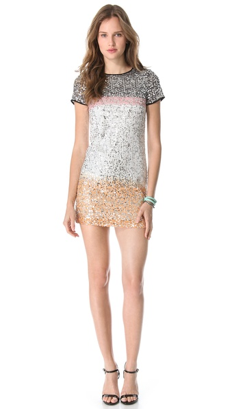 Diane von Furstenberg Barbie Embellished Dress