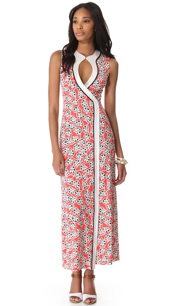 Diane von Furstenberg Peninsula Dress