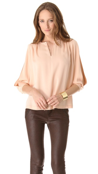 Diane von Furstenberg Astor Blouse