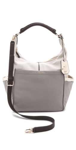 Diane von Furstenberg Franco Colorblock Bag at Shopbop.com