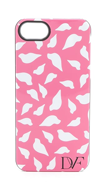 Diane von Furstenberg Lips iPhone 5 Case