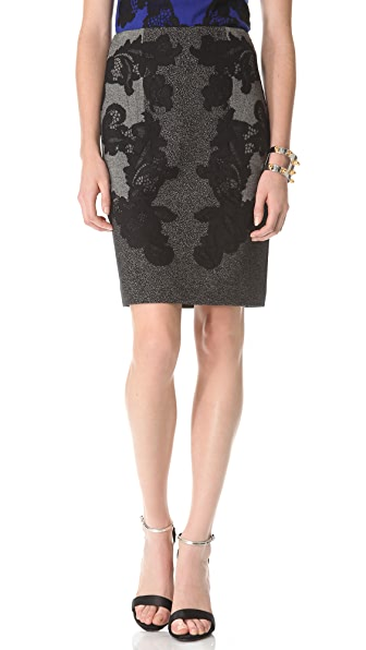 Diane von Furstenberg Maui Pencil Skirt